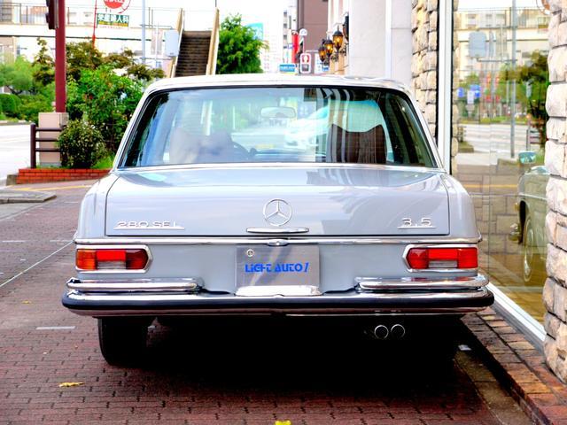 280SEL3.5 ディーラー車(5枚目)