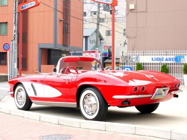 「シボレー」「シボレー コルベット」「オープンカー」「愛知県」の中古車4