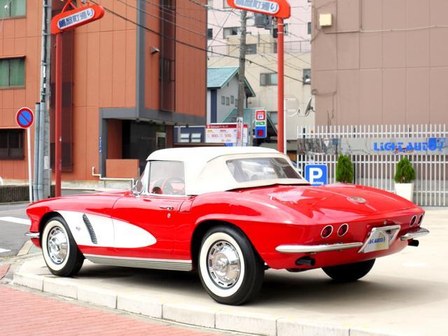 「シボレー」「シボレー コルベット」「オープンカー」「愛知県」の中古車9
