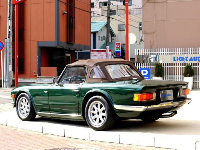 「その他」「トライアンフ TR-6」「オープンカー」「愛知県」の中古車9