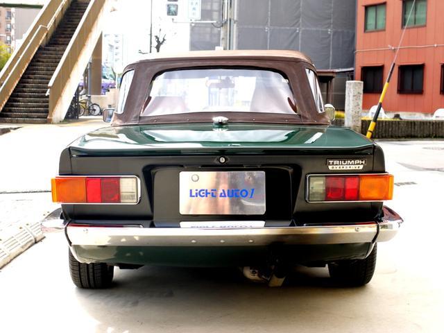 「その他」「トライアンフ TR-6」「オープンカー」「愛知県」の中古車10