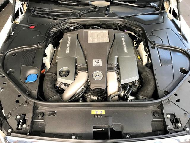S63 AMG 4マチックロング(20枚目)