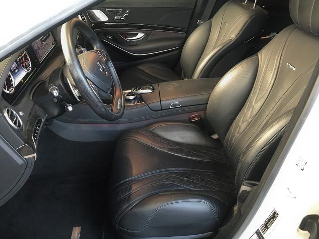 S63 AMG 4マチックロング(33枚目)