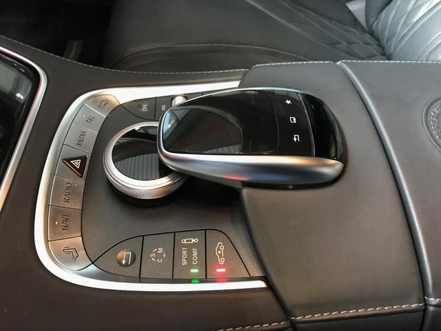 S63 AMG 4マチックロング(44枚目)