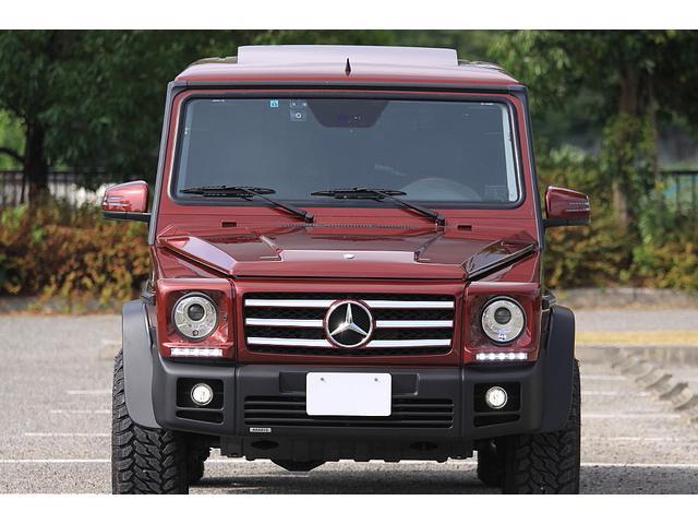 G500L 4WD シートヒーター 黒革S ART18AW(2枚目)
