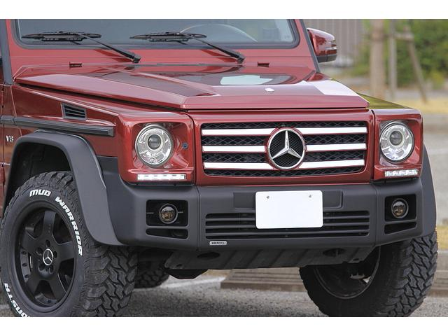 G500L 4WD シートヒーター 黒革S ART18AW(5枚目)