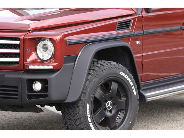 G500L 4WD シートヒーター 黒革S ART18AW(10枚目)
