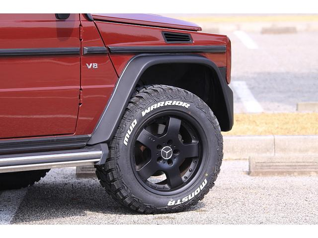 G500L 4WD シートヒーター 黒革S ART18AW(14枚目)