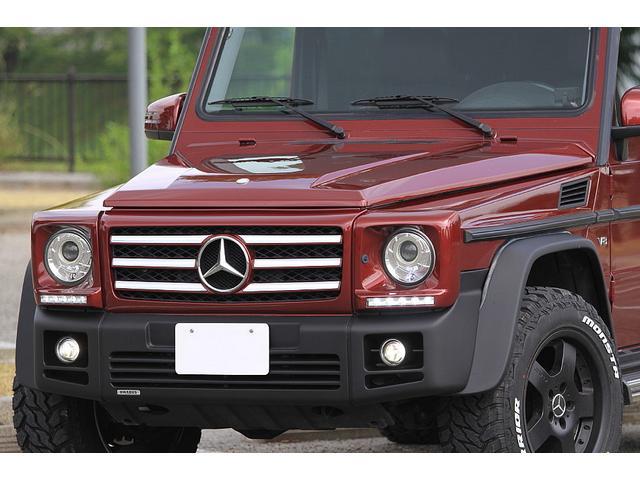 G500L 4WD シートヒーター 黒革S ART18AW(16枚目)