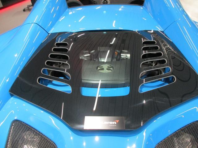 「マクラーレン」「マクラーレン 675LTスパイダー」「オープンカー」「愛知県」の中古車17