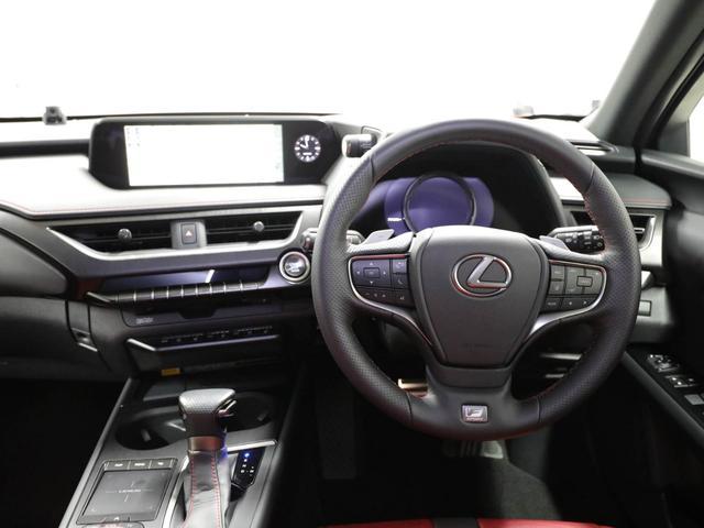 UX200 Fスポーツ 当社試乗車 ドライブレコーダー(9枚目)