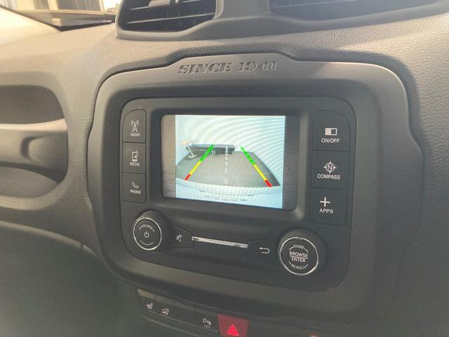 リミテッド 認定中古車保証付き 整備付き メイクマイジープ限定カラー レザーシート シートヒーター バックカメラ ブラックルーフ(19枚目)