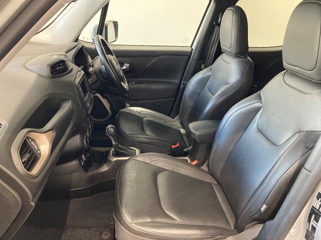 リミテッド 認定中古車保証付き 整備付き メイクマイジープ限定カラー レザーシート シートヒーター バックカメラ ブラックルーフ(22枚目)