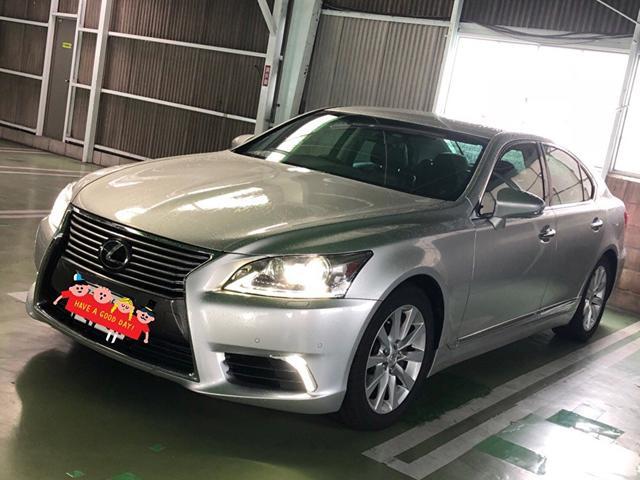 「レクサス」「LS」「セダン」「愛知県」の中古車3