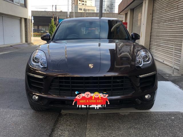 「ポルシェ」「ポルシェ マカン」「SUV・クロカン」「愛知県」の中古車2
