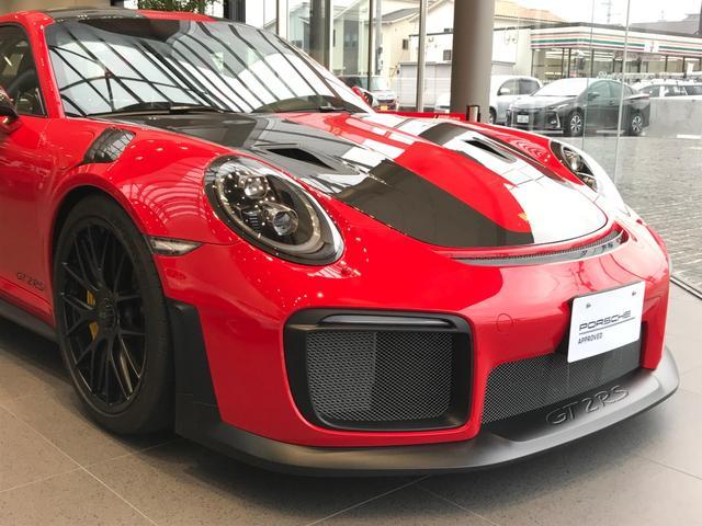 911GT2 RS クラブスポーツ ヴァイザッハパッケージ(2枚目)