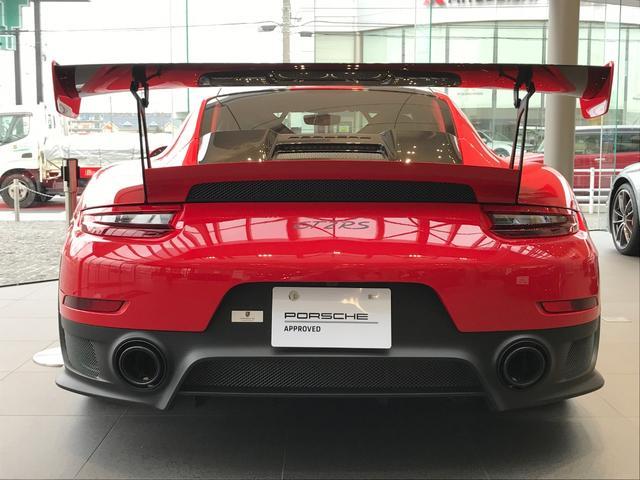 911GT2 RS クラブスポーツ ヴァイザッハパッケージ(7枚目)
