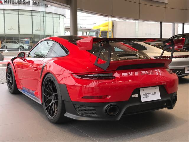 911GT2 RS クラブスポーツ ヴァイザッハパッケージ(8枚目)