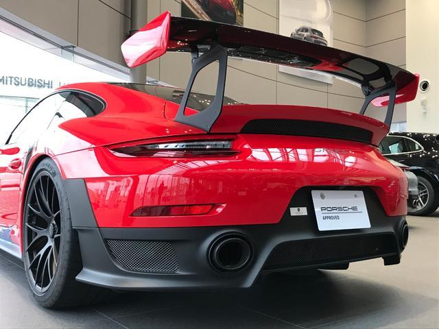 911GT2 RS クラブスポーツ ヴァイザッハパッケージ(9枚目)