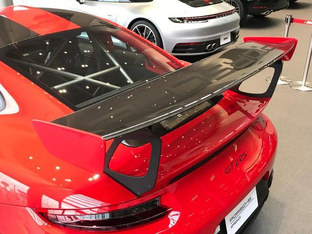 911GT2 RS クラブスポーツ ヴァイザッハパッケージ(10枚目)