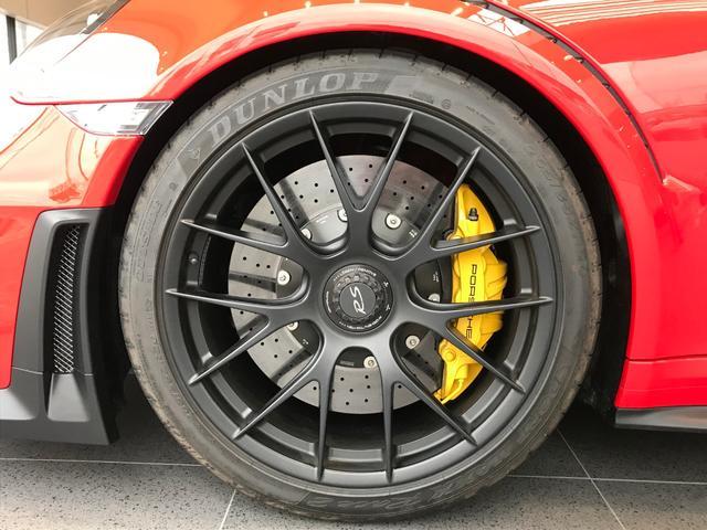 911GT2 RS クラブスポーツ ヴァイザッハパッケージ(14枚目)