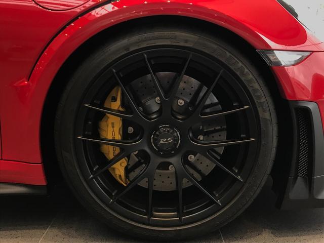 911GT2 RS クラブスポーツ ヴァイザッハパッケージ(15枚目)
