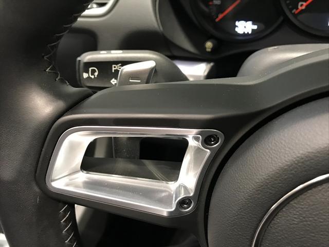 718ボクスター PDK スポーツクロノパッケージ 19インチBoxster Sホイール ダイナミックライトシステムプラス ポルシェエントリー&ドライブシステム BOSEサラウンドシステム レーンチェンジアシスト(17枚目)