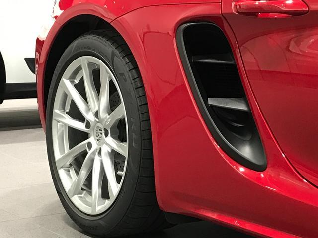 718ボクスター PDK スポーツクロノパッケージ 19インチBoxster Sホイール ダイナミックライトシステムプラス ポルシェエントリー&ドライブシステム BOSEサラウンドシステム レーンチェンジアシスト(39枚目)