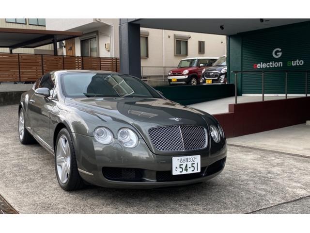 「ベントレー」「コンチネンタル」「クーペ」「愛知県」の中古車7