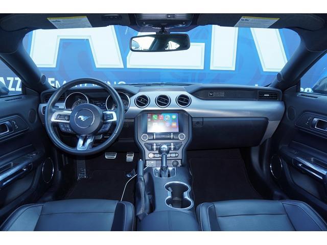 プレミアム エコブースト 走行証明書 AT10速 アップルカープレイ 9スピーカーサウンドシステム シートヒーター&クーラー レザーシート 電動シート バックカメラ 国内未登録 純正18インチAW(17枚目)
