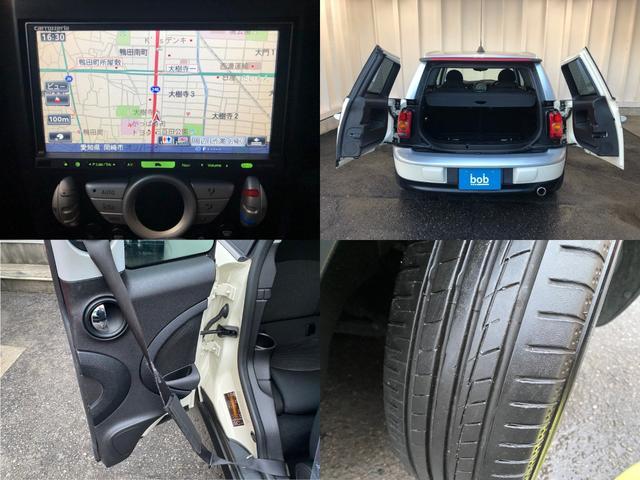 【HDDナビ搭載車】HDDナビ&TV走行中宇OKです!!タイヤの溝もしっかりあります。