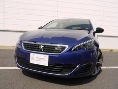 プジョー 308SW GT ブルーHDI ETC 新車保証継承 禁煙車