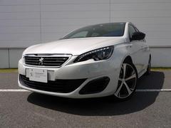 プジョー 308SW GT ブルーHDi 新車保証継承 禁煙車