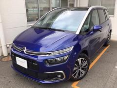 シトロエン グランドC4 ピカソSHINE BlueHDi 7seater 当社試乗車 新車保証継承車両