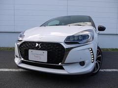 シトロエン DS3スポーツシック アクティブシティブレーキ 新車保証継承