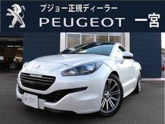 プジョー RCZ RHD 6AT