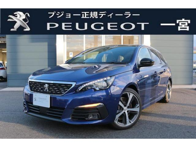 Photo of PEUGEOT 308 SW GT BLUE HDI / used PEUGEOT