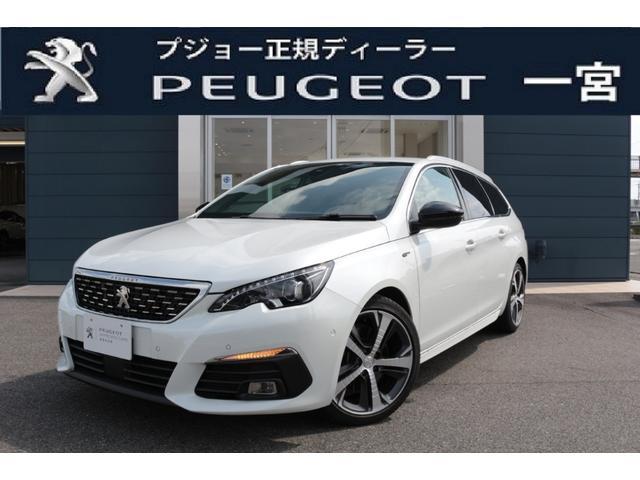 プジョー SW GT BlueHDi 8AT 元試乗車 新車保証継承