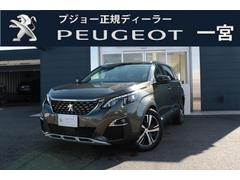 プジョー 5008Allure 8AT 新車保証継承 元試乗車 ナビ付