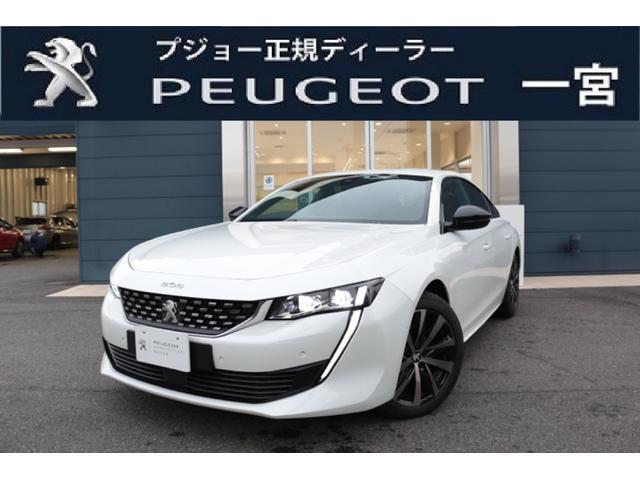 プジョー GT Line 新車保証継承 元試乗車