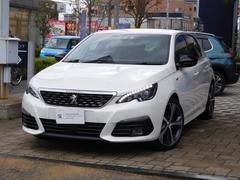 プジョー 308GT ブルーHDi 8AT 新車保証継承