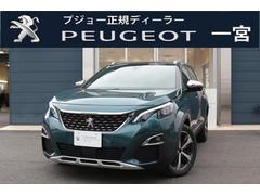 プジョー 5008GT BlueHDi 8AT 新車保証継承 元試乗車