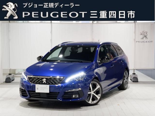 プジョー SW GT BlueHDi 8AT 新車保証継承
