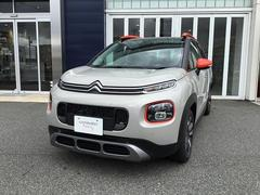 C3 エアクロスSHINE 新車保証継承 ETC付