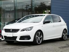 308GT ブルーHDi 8AT 新車保証継承 純正ナビ ETC