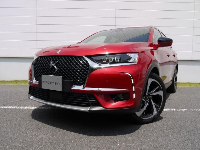 「シトロエン」「DS7クロスバック」「SUV・クロカン」「東京都」の中古車