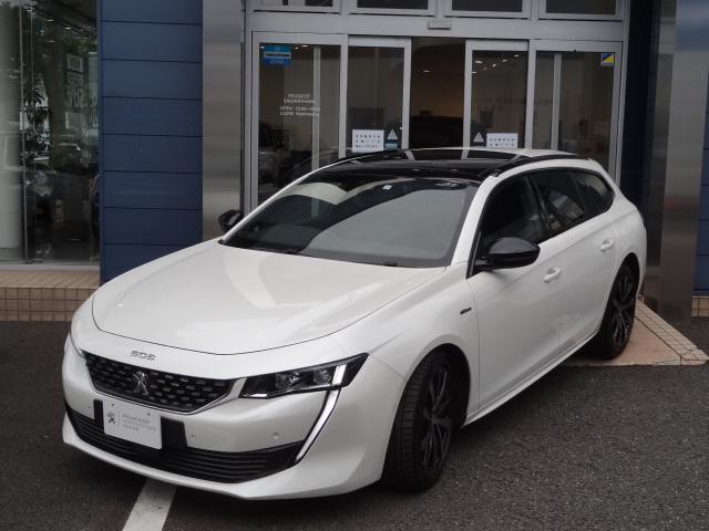 プジョー SW GTライン フルパッケージ ナッパレザー 新車保証継承
