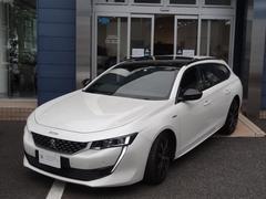 508SW GTライン フルパッケージ ナッパレザー 新車保証継承
