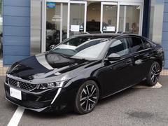 508GT ブルーHDi フルパッケージ 新車保証継承