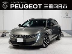 508SW GT ブルーHDi 新車保証継承 元試乗車 サンルーフ 純正ナビ ETC付